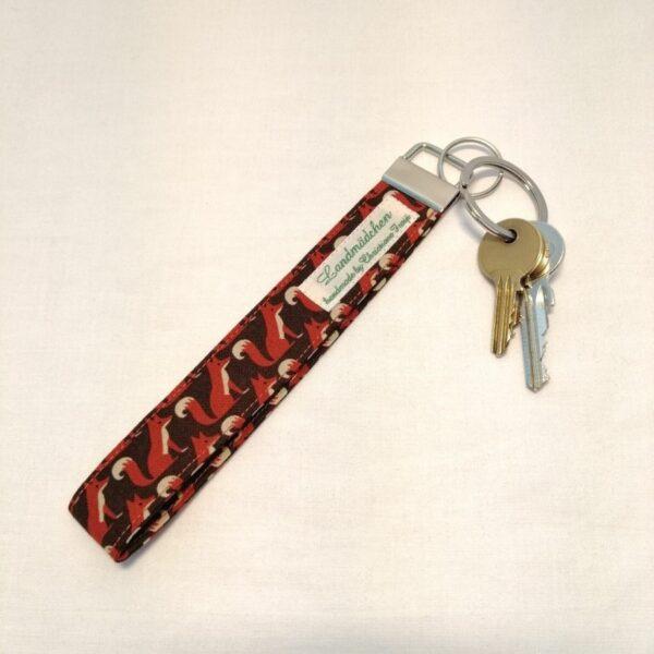 Mit einem Schlüsselband immer den richtigen Schlüssel in der Hand.