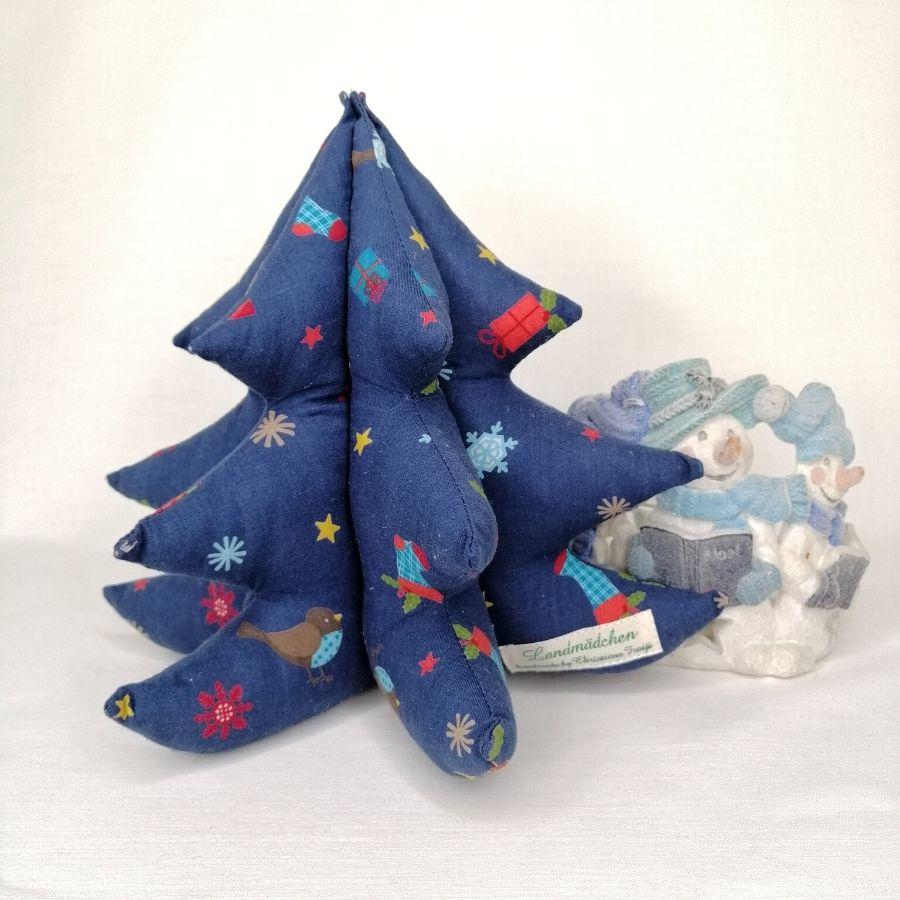 Weihnachtsbaum - Deko zur Adventszeit
